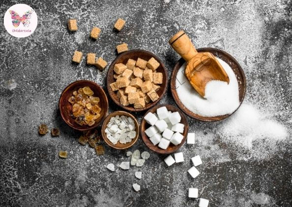 Difference Between Caster Sugar And Powdered Sugar   ChildArticle