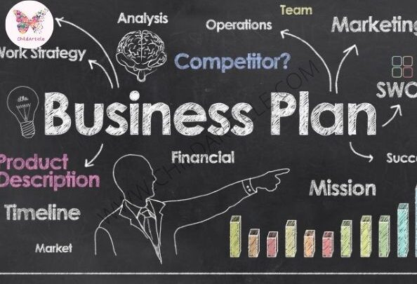 How To Create Business Plan | ChildArticle