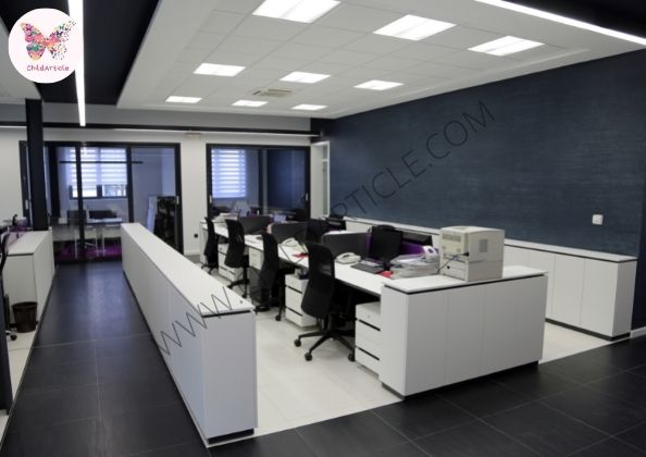 How To Transform Office Interior Or Co Working Area| ChildArticle