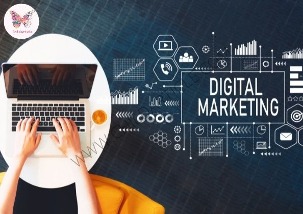 How To increase Business Through Digital Marketing  ChildArticle