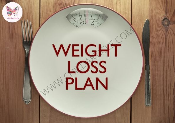 Weight Loss plan For Kids | ChildArticle