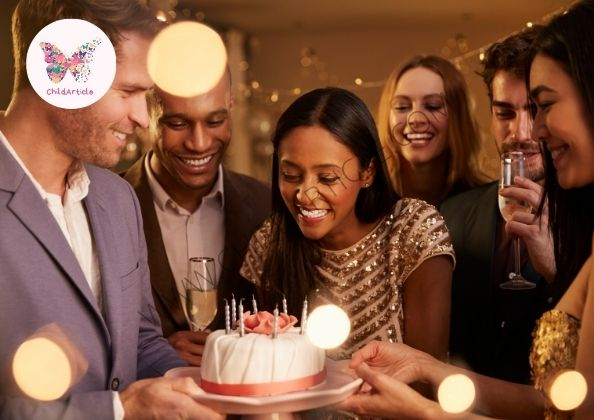 21st Birthday Celebration | ChildArticle