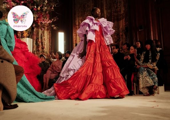 Attributes of Modern British Couture | ChildArticle