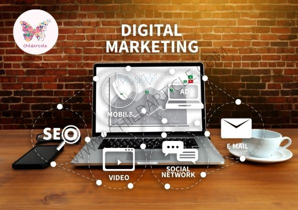 Digital Marketing Strategy   ChildArticle