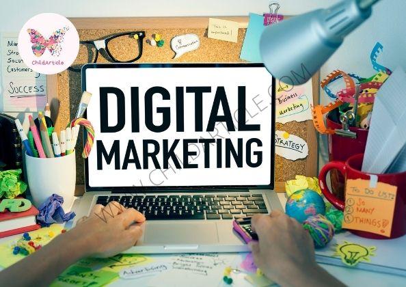 Digital Marketing Trends | ChildArticle