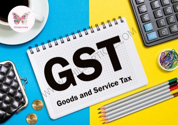 GST Certificate Download | ChildArticle