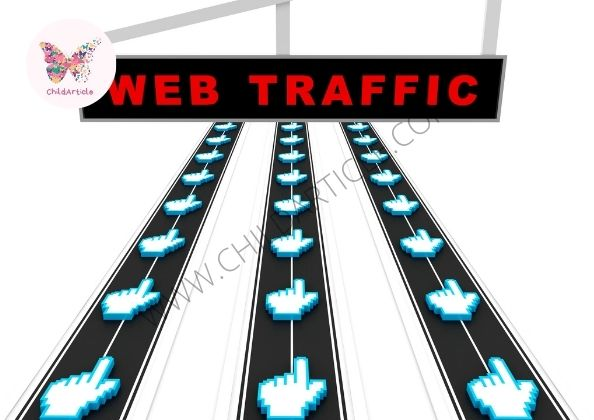 How To Boost Traffic On Website | ChildArticle