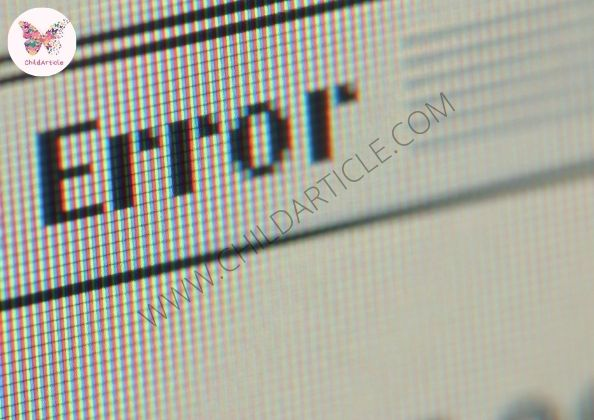 How To Solve Error [pii_email_e6685ca0de00abf1e4d5] | ChildArticle