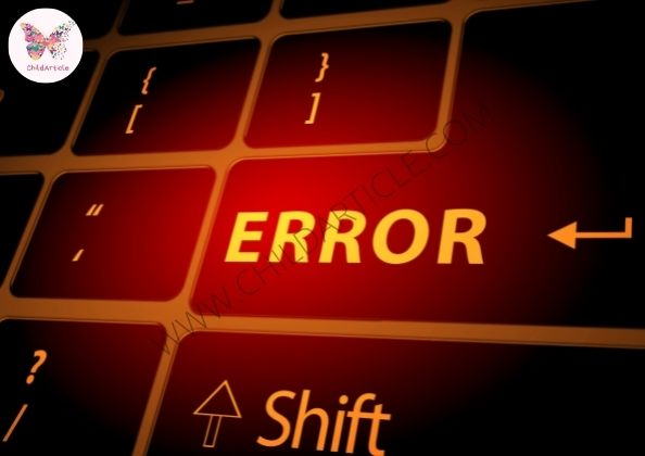 How To Solve [PII_EMAIL_316CB5E2E59F1CE78052] Error Code | ChildArticle