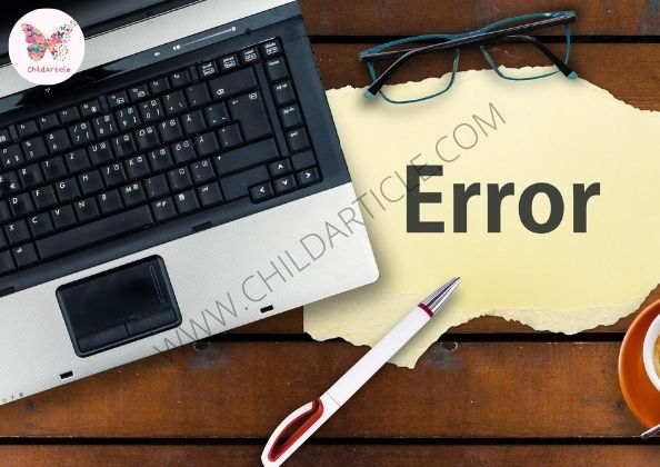How To Solve [[PII_EMAIL_84EB7572BD91BAAE739F] Email Error | ChildArticle