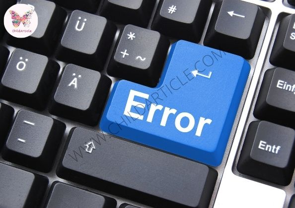 How To Solve [pii_email_4b70d3adea90aae34554] Error | ChildArticle
