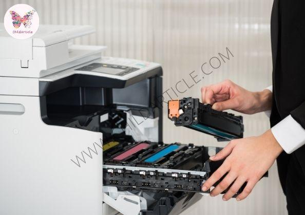 No Paper Alert In Canon Printer   ChildArticle