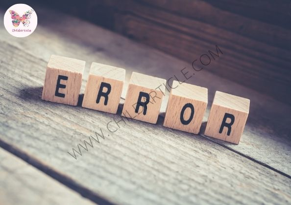 [PII_EMAIL_AEF67573025B785E8EE2] Error Solve | ChildArticle