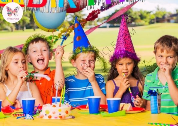 Theme Birthday Party For Kids | ChildArticle