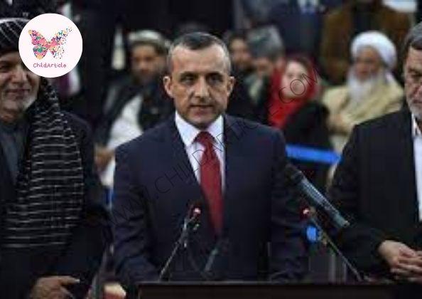 Amrullah Saleh Dead or Alive | ChildArticle