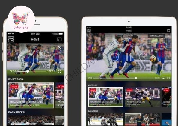 Dazn App Not Working | ChildArticle