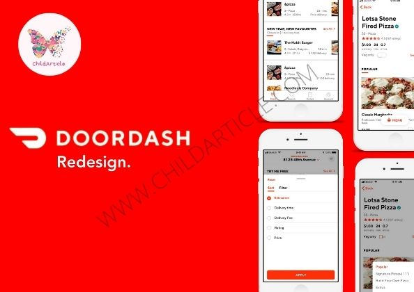 DoorDash App Not Working | ChildArticle