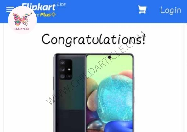Flipkart 15th Anniversary Gift Link Real or Fake   ChildArticle