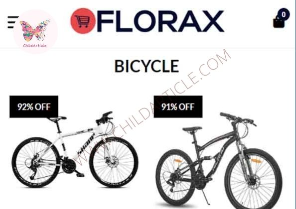 Florax.co Review, Real Or Fake, Wiki, Contact Number | ChildArticle