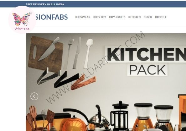 Fusionfabs.com Review, Real Or Fake, Wiki, Contact Detail | ChildArticle