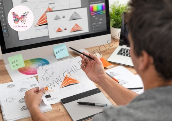 How To Make Logo | ChildArticle