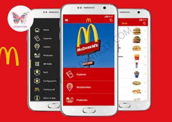 McDonald's App Not Working | ChildArticle
