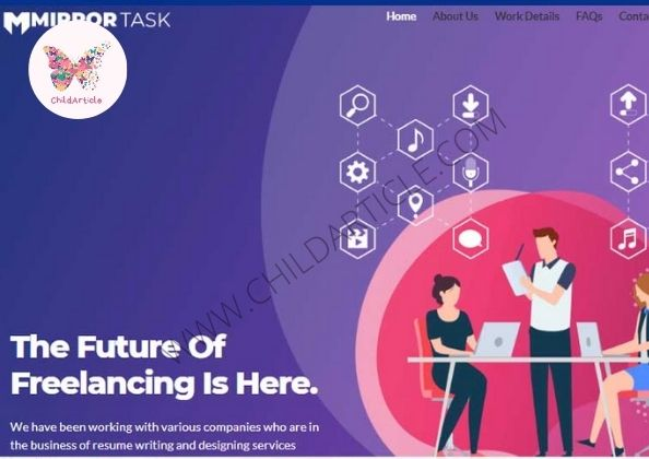 Mirrortask.com Review, Real Or Fake, Wiki, Contact Number   ChildArticle