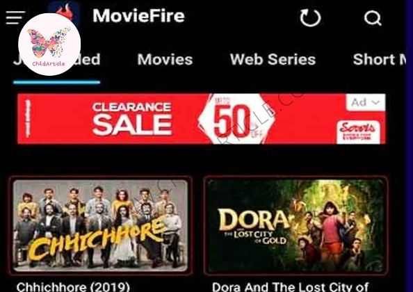 Movie Fire App Not Working | ChildArticle