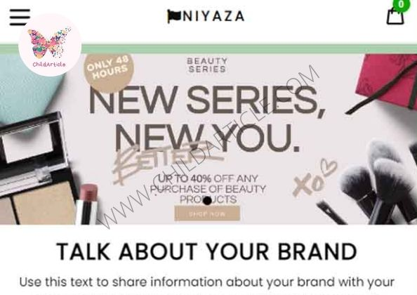 Niyaza (niyaza.com) Site Real or Fake, Wiki | ChildArticle