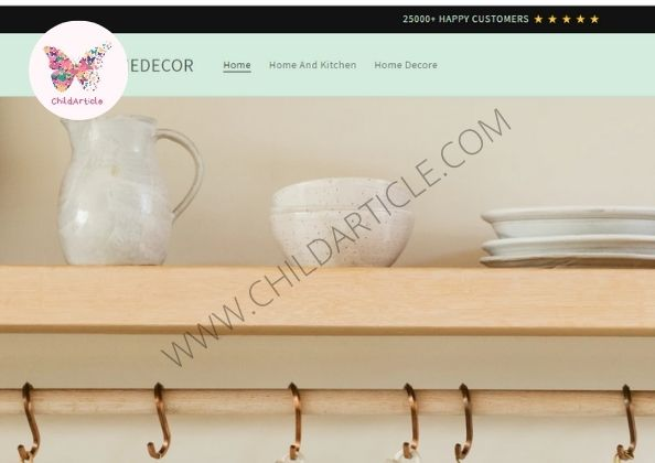 Regalhomedecor.com Review, Real or Fake, Wiki, Contact Number | ChildArticle