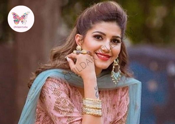 Sapna Chaudhary Dead or Alive | ChildArticle