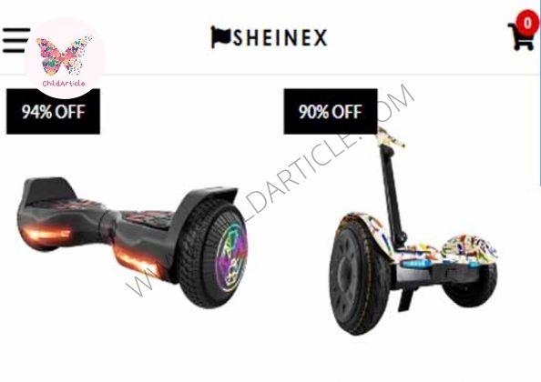 Sheinex (Sheinex.com) Site Real or Fake | ChildArticle