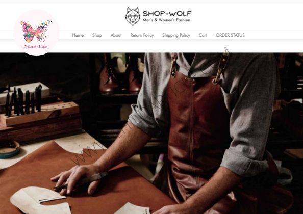 Shop Wolf (shopwolf.in) Site Real or Fake | ChildArticle
