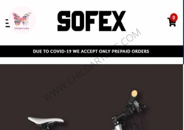 Sofex (sofex.in) Site Real or Fake   ChildArticle