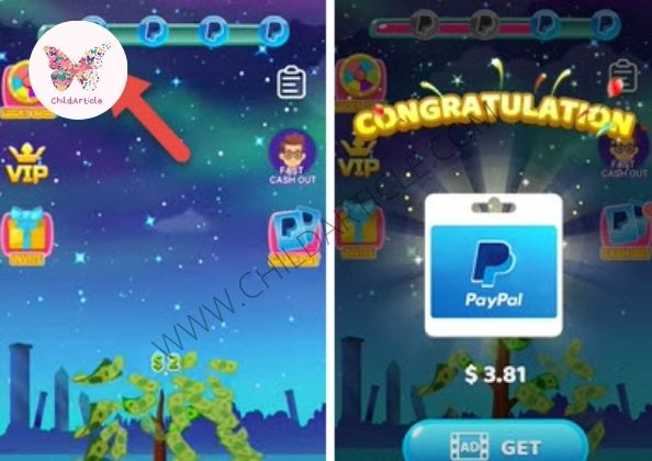 Starry For Cash Game Real or Fake | ChildArticle
