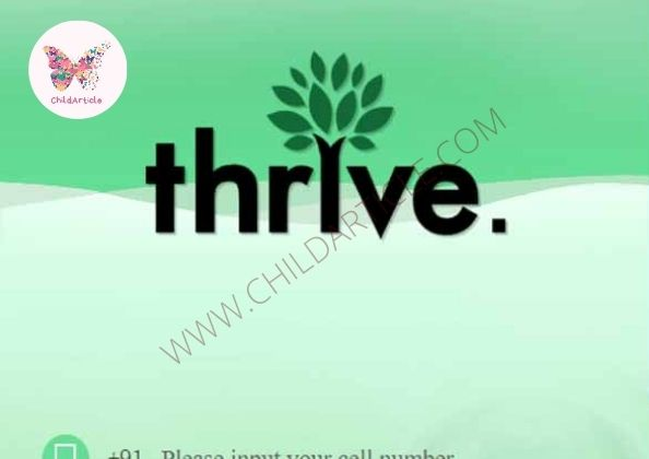 Thrive Earning App Scam or Legit | ChildArticle