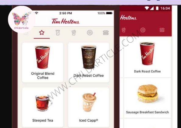 Tim Hortons App Not Working | ChildArticle