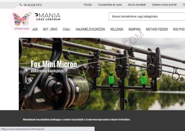 Carpmania.hu Review, Real Or Fake, Wiki, Contact Number | ChildArticle
