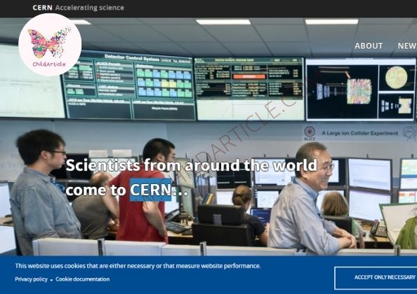 Cern.ch Review, Real Or Fake, Wiki, Contact Number | ChildArticle