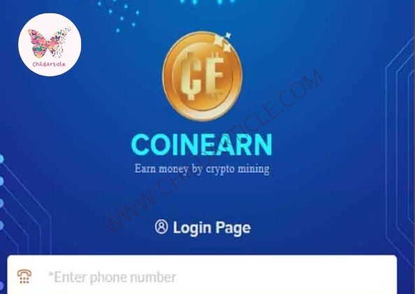 Coin Earn App Review, Real Or Fake, Wiki, Contact Number   ChildArticle