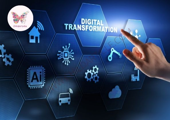 Digital transformation | ChildArticle
