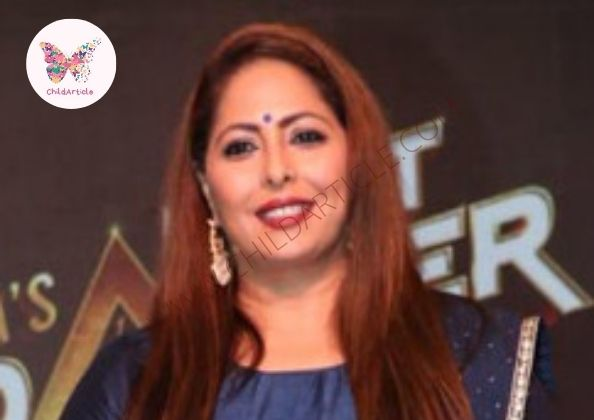 Geeta Kapoor Dead or Alive   ChildArticle
