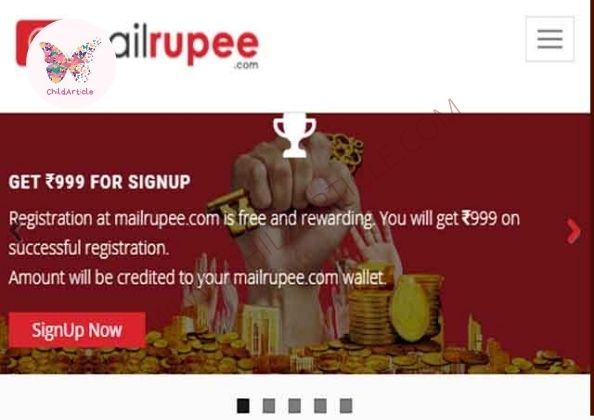 Mailrupee.com Review, Real Or Fake, Wiki, Contact Number | ChildArticle