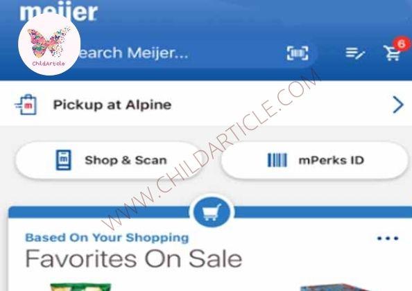Meijer App Not Working | ChildArticle