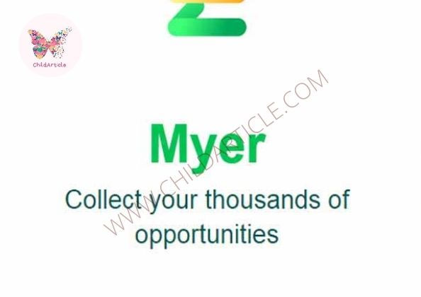 Myer Earning App Withdrawal Problem | ChildArticle