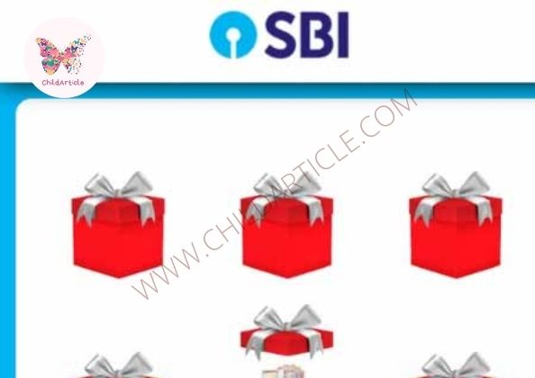State Bank of India Gift Link Real or Fake | ChildArticle
