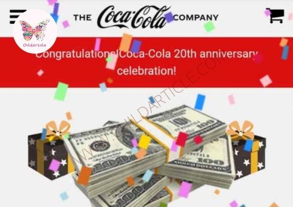 Viral Coca Cola Free Gift Link Real or Fake | ChildArticle